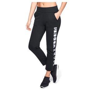Under Armour Women's XL Rival Fleece Pants